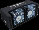 HIFONICS ZXi12DUAL - Subwoofer - 1000 W RMS - Schwarz