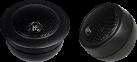 HIFONICS Titan TS6.2T - Haut-parleur - 125 W RMS - Noir