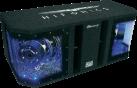 HIFONICS MR10DUAL - Subwoofer - 800 W RMS - Schwarz