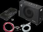 HIFONICS TBP800.4 - Komplett-Paket - 600 W - Schwarz