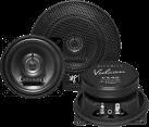 HIFONICS VX42 - Haut-parleur - 50 W RMS - Noir