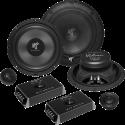 HIFONICS VX6.2C - Lautsprecher - 100 W RMS - Schwarz