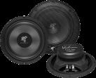 HIFONICS VX6.2W - Lautsprecher - 100 W RMS - Schwarz