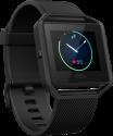 Fitbit Blaze - Smartwatch - Grösse L - Schwarz/Silber