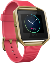 Fitbit Blaze - Smartwatch - Grösse L - Pink/Gold