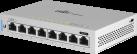 UBIQUITI UniFi® Switch 8 - 8-port Gigabit Switch - 8x 10/100/1000 Mbps - Weiss