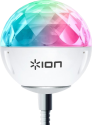 ION Party Ball - USB - blanc