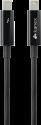 Kanex Thunderbolt-Kabel, 1 m, schwarz