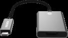 Kanex Premium USB-C-HDMI Adapter - 4K - Grau