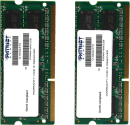 Patriot Signature Apple - 2x 4 GB (DDR3/1333 MHz) - Per Apple iMac; MacBook; MacBook Pro