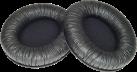 KRK SYSTEMS Cuscinetti auricolari intercambiabili - Per KNS 6400 - Nero
