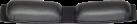 KRK SYSTEMS Kopfkissen - Für KNS 6400 - Schwarz
