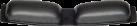 KRK SYSTEMS Kopfkissen - Für KNS 8400 - Schwarz