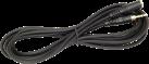 KRK SYSTEMS CBLK00030 - Cavo di prolunga per cuffie - 10 m - 3.5 mm - Nero