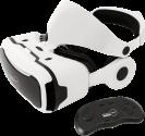ReTrak Utopia 360° Elite Edition - VR Headset - Avec des écouteurs HD - Blanc