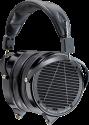 AUDEZE LCD-X - High-end Magnetostat Kopfhörer - Leder-Kopfbügel - Aluminium / Schwarz