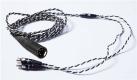 Audeze posa dei cavi con 4-pin XLR simmetrico