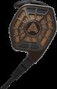 AUDEZE iSINE 20 - In-Ear Magnetostat Ohrhörer - Lightning und Standard Kabel - Schwarz / Braun