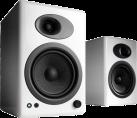 Audioengine A5+ - Regallautsprecherpaar - weiss
