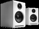 Audioengine A2+ - Regallautsprecherpaar - weiss