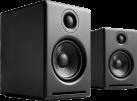 Audioengine A2+ - Regallautsprecherpaar - schwarz