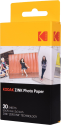 Kodak Papier photo ZINK - 20 piéces - Pour Kodak Printomatic