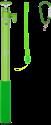 XSories Big U-Shot - Teleskopstange mit Handschlaufe - Grün