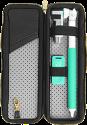 XSories ME-SHOT Premium - Teleskopstab - für Smartphone - Türkis / Weiss