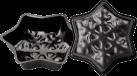 ibili IB-825412 Plat de cuisson de flocon de neige