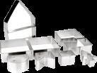 ibili IB-779800 Lebkuchenhaus