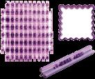 ibili IB-729800 Alphabet forme de biscuits