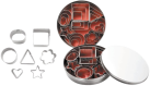 ibili IB-731800, 24er Set