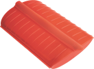 Lékué Bratdünster, 24x12 cm, rot