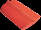 Lékué Coffret vapeur, 30x18 cm, rouge