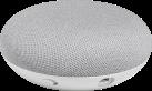 Google Home mini - Bluetooth Lautsprecher - Mit Sprachsteuerung - Kreide