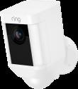 ring Spotlight Cam Battery - Überwachungskamera - 1080p HD - Wi-Fi - Weiss
