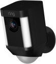 ring Spotlight Cam Battery - Überwachungskamera - 1080p HD - Wi-Fi - Schwarz