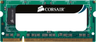 CORSAIR ValueSelect - Mémoire vive - 4 Go (SO-DDR3 SDRAM / 1066 MHz) - Vert/Noir