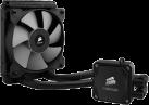 CORSAIR H60 - Dissipateur à liquide pour processeur - 120 mm - Noir
