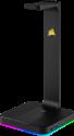 CORSAIR ST100 - Support de casque - 2x USB - Noir