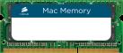 CORSAIR Mac Memory - SO-DDR3L 1600MHz 16GB (2x 8GB) - Grün/Schwarz