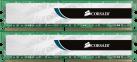 CORSAIR ValueSelect - Arbeitsspeicher - 2x 8 GB (DDR3 SDRAM / 1600 MHz) - Grün/Schwarz