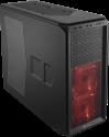 CORSAIR Graphite Series™ 230T - Case mid tower - 3 ventole - Nero