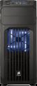 CORSAIR Carbide Series® SPEC-01 - Mid-Tower Gaming-Gehäuse - Blaue LED - Schwarz