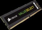 CORSAIR ValueSelect - Memoria principale - 8 GB (DDR4 SDRAM / 2133 MHz) - Nero