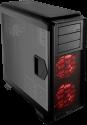 CORSAIR Graphite Series™ 760T - Full-Tower - Zwei LED-beleuchtete 140 mm AF140L Front-Ansauglüfter - Schwarz