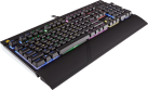 CORSAIR STRAFE RGB Cherry MX Brown - Gaming-Tastatur - DE Layout - USB 2.0 - Schwarz