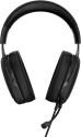 CORSAIR HS60 SURROUND - Gaming Headset - 40 dB  - Schwarz