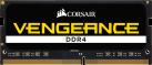 CORSAIR Vengeance® - Mémoire vive - 8 Go (DDR4 SDRAM / 2400 MHz) - Noir