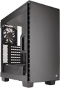 CORSAIR Clear 400C - Mid-Tower - Deux ventilateurs inclus - Noir